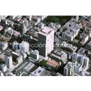 Foto aérea tomada por Sanabria el 28 de abril de 1973