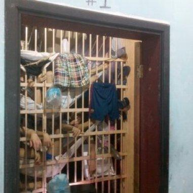 Hacinamiento en instalaciones del Cicpc de Cumaná