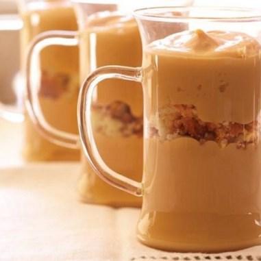 Pudding de Dulce de Leche/ Foto: Referencial