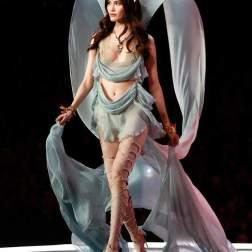 Desfile Victoria's Secret en Shanghái/ Foto: EFE