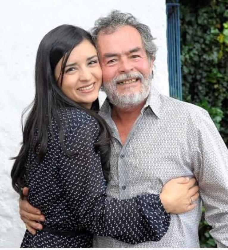 América Sánchez recordó sus últimos momentos con su padre