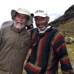 Jesús María Sánchez García era montañista