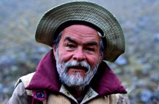 Jesús María Sánchez García, quien a sus 64 años pudo vencer un cáncer, pero en esta excursión no pudo coronar la cumbre de su amado pico Bolívar