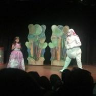 La magia y el encanto de este musical son llevados a escena por 8 actores adultos y 26 niños