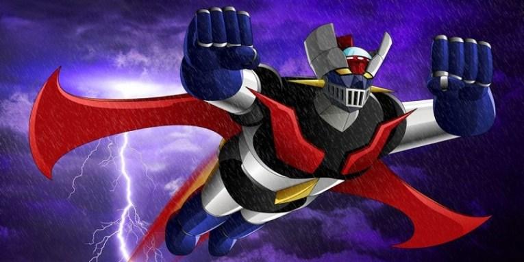 """El 3 de diciembre de 1972 arrancaba en el canal japonés Fuji TV la emisión de la serie del mítico robot de los """"¡Puños fuera!"""" (Rocket Punch!), que se convirtió instantáneamente en un éxito televisivo con una cuota de pantalla récord del 30 %, según cifras facilitadas por la productora Toei Animation"""
