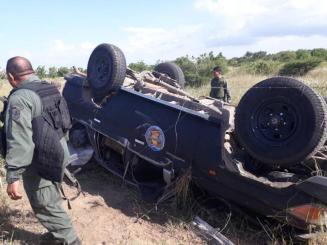 Detienen a 3 funcionarios del Sebin por transportar cocaína en Zulia