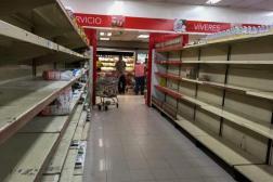 Inspectores del Sundde ordenan bajar precios en 26 cadenas de supermercados en Venezuela Foto EFE