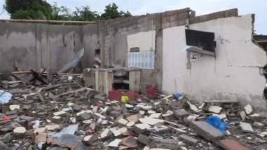 Cien personas han sido albergadas en región costera por atentado en Ecuador Foto EFE