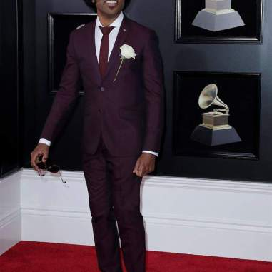 Alex Cuba estuvo en la alfombra roja del Grammy