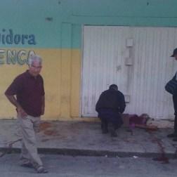 Cuatro muertos dejan protestas por comida y saqueos en municipios del norte de Mérida 2