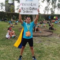 El abogado venezolano pidió la libertad de los presos politicos