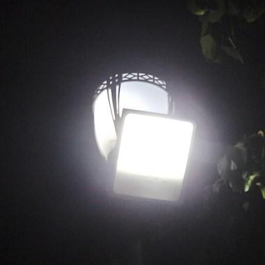 Iluminación plaza Bolivar el Hatillo 02