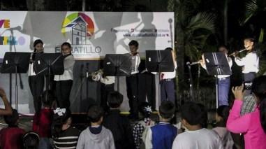 Iluminación plaza Bolivar el Hatillo 04