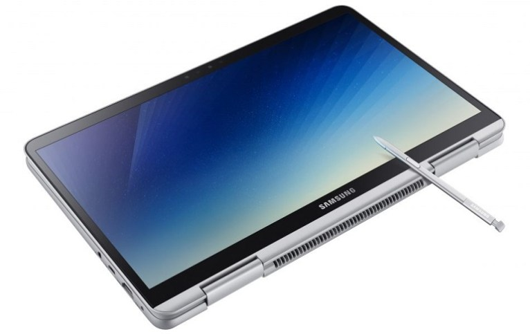 El Notebook 9 Pen ofrece un diseño cuidadosamente refinado para una PC 2 en 1 Foto: Samsung