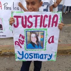 El pueblo de Arapuey, al norte del estado Mérida, exigieron justicia por sus familiares muertos y heridos en manifestaciones por comida 20