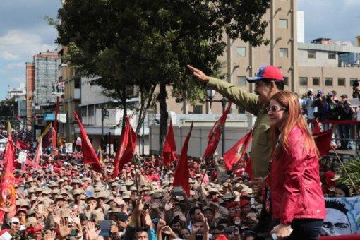 Según el mandatario nacional este lunes será anunciada la fecha de las elecciones/Foto: Prensa Presidencial