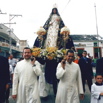 El padre Magdaleno Álvarez la trajo desde Trujillo