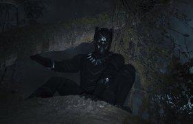 La pantera negra de Wakanda