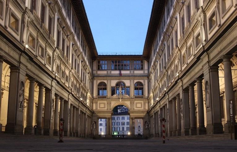Galería Uffizi de Florencia-Foto Pixabay