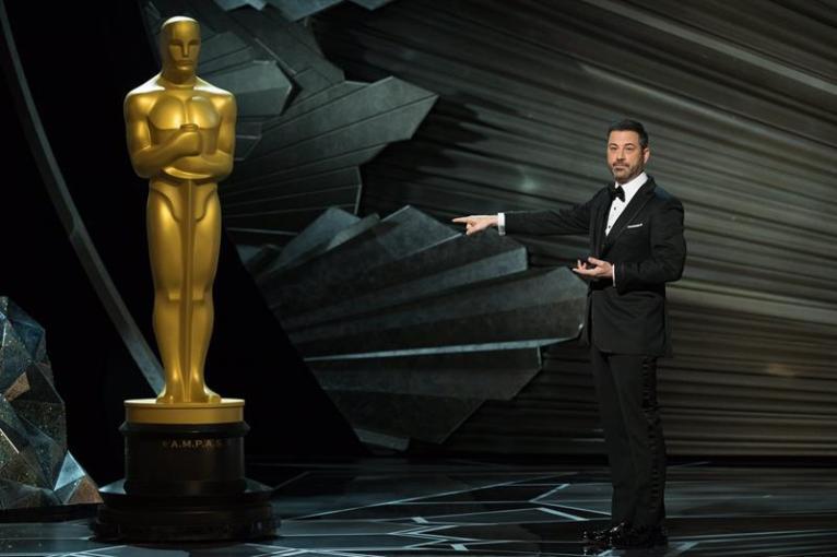 Jimmy Kimmel en los Premios Óscar 2018
