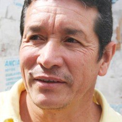 José Luis Suárez, habitante de Trujillo se queja por la falta de efectivo