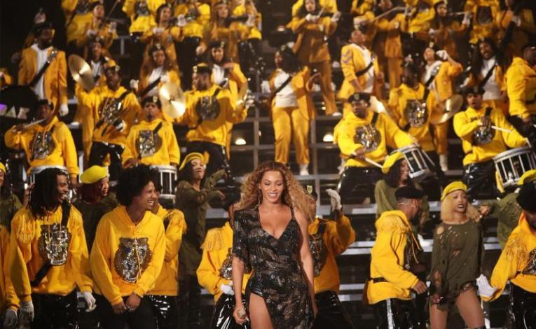 El huracán Beyoncé arrasa Coachella