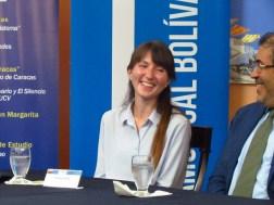 La pianista franco-venezolana, Ericka Kudry, acompañará a los solistas europeos en el primer recital/ Foto: Albermary Aponte