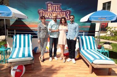Hotel Transilvania 3/ Foto: EFE