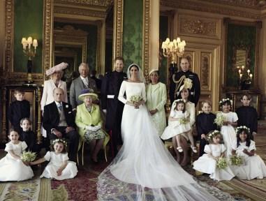 Boda Real entre Meghan Markle y el príncipe Harry/ Foto: infobae.com