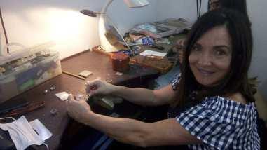 María Alicia Molina orfebreria OH