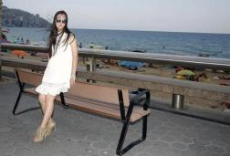 Modelo española con Síndrome de Down/ Foto: EFE