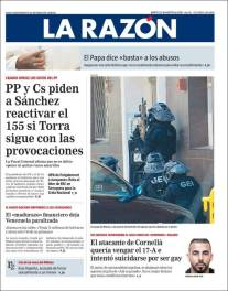 portada diario la razon reconversion