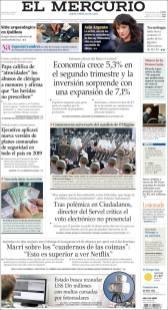 portada diario mercurio chile reconversion