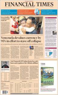 portada financial times reconversion