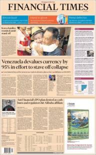 portada financial times reconversion