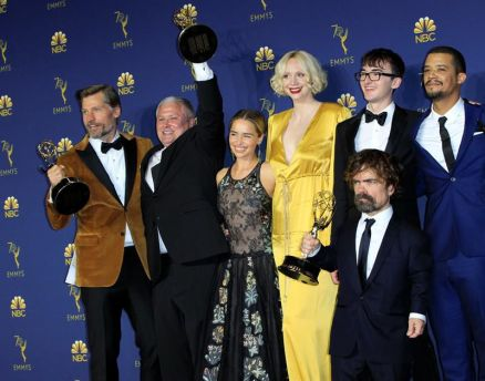 Elenco de 'Game of Thrones'. Foto: EFE
