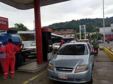 gasolina trujillo