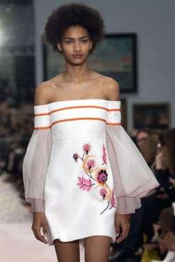 La firma de Carolina Herrera en la Semana de la Moda en Nueva York/ Foto: EFE