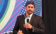 Christopher Lozada gerente de la Marca Pepsi / Foto: Dánae Rivero