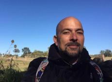 1 Daniel Arocha, inmigrante y vocero de Margaros en Miami