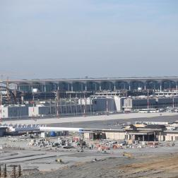 Inauguran aeropuerto en Estambul, Turquía/ Foto: EFE
