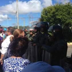 Protesta en Corpoelec