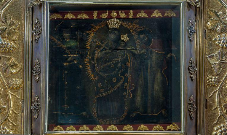 Virgen Chiquinquira
