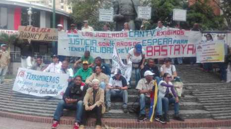 protesta plaza morelos