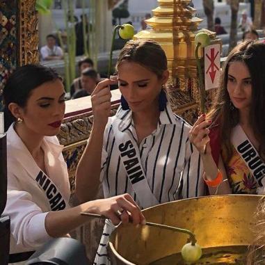 Miss España luce Diseños Mara2
