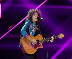 Rosana Arbelo, cantante española
