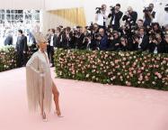 Céline Dion gala met