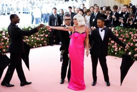 Gaga gala met