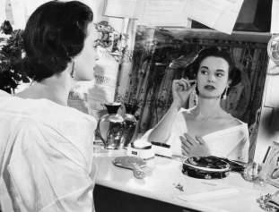 Gloria Vanderbilt en 1954