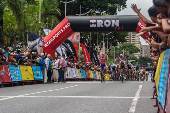 Ciclismo, Vuelta Ciclista a Venezuela,